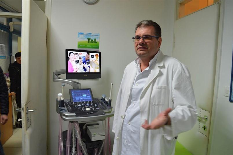 Inicijativa Grada Labina vrlo široko prihvaćena - cilj postignut, kupljen novi ultrazvučni aparat za ginekološku ambulantu vrijedan 360 tisuća kn