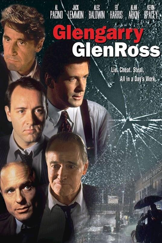 Filmoteka:  Glengarry Glen Ross (1992.)
