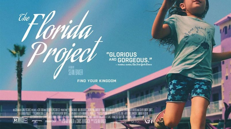 Filmoteka:  The Florida Project (2017)
