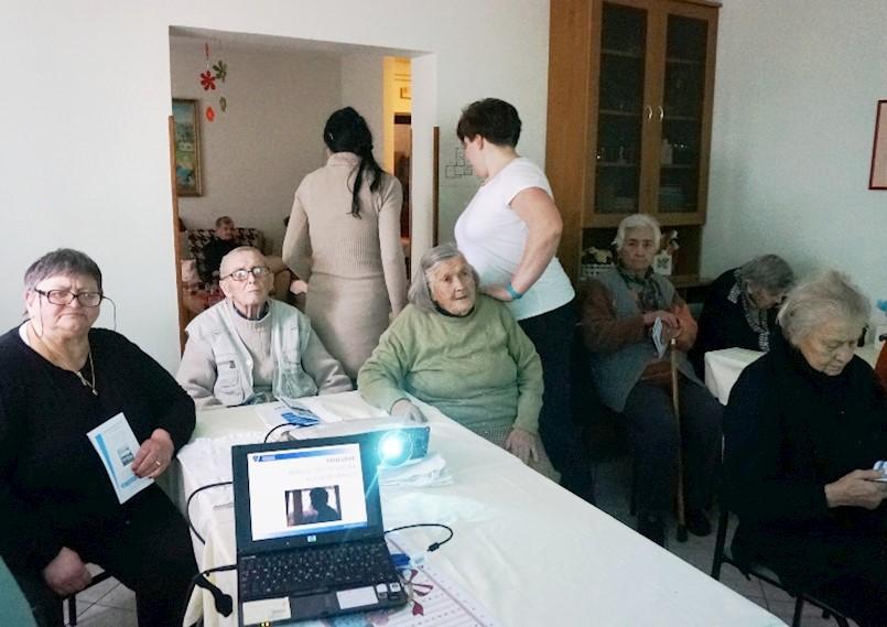 Labin / Raša: Održana edukacija starijih osoba o prijevarama