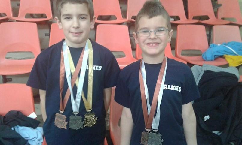 Labinski kickboxeri osvojili tri medalje u Sarajevu