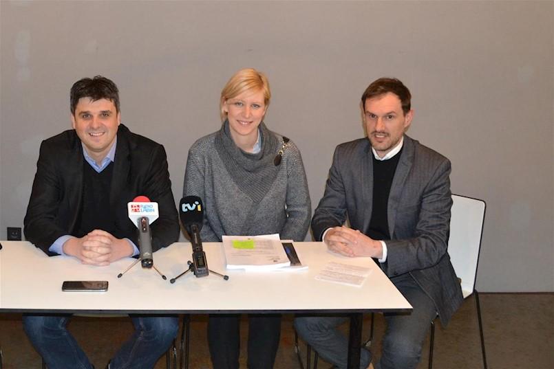 Konferencija za medije gradonačelnika Grada Labina / Business Friendly certifikat / Porez na korištenje javnih površina /  ponovno formiranje Upravnog odjela za društvene djelatnosti
