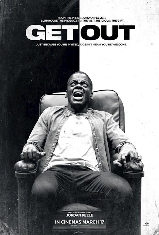 Filmoteka:  Get Out (2017)