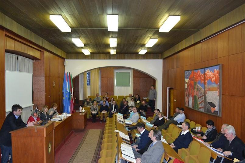 Održana 9. redovna sjednica Gradskog vijeća Grada Labina