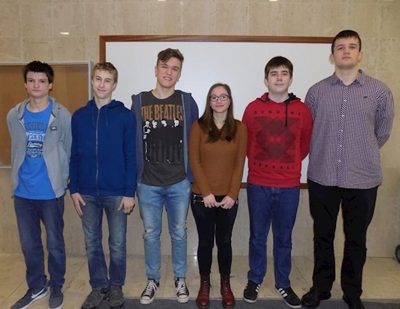 Učenici i profesori labinske Srednje škole na samom vrhu županijskog natjecanja iz matematike