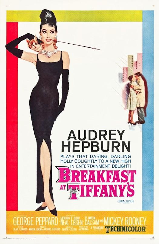 Filmoteka:  Breakfast at Tiffany's (1961)