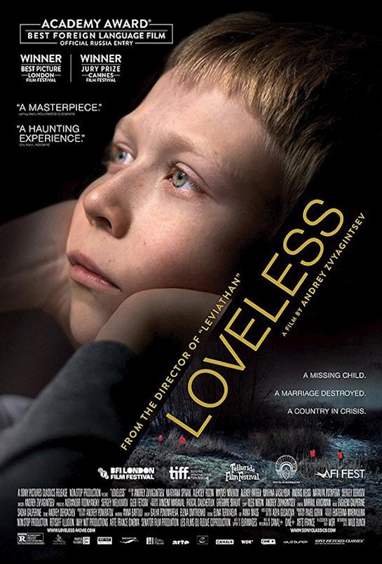 Filmoteka:  Loveless / Nelyubov (originalni naziv) (2017)