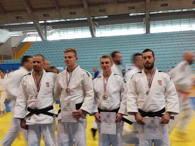 JK Ippon Labin osvojio četiri odličja na Prvensto Hrvatske za veterane i Prvenstvo Hrvatske u katama u Rijeci