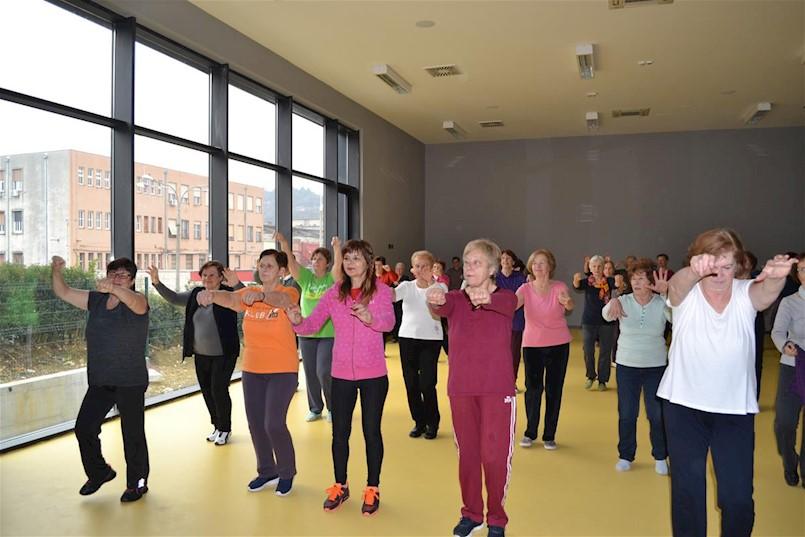 Aktivne rekreativke Labin Zdravog grada / Pridružite se besplatnoj rekreaciji za treću životnu dob