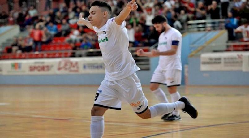 Futsal: ALBONA POTPIĆAN 98 – NOVO VRIJEME 3:7 (2:1)