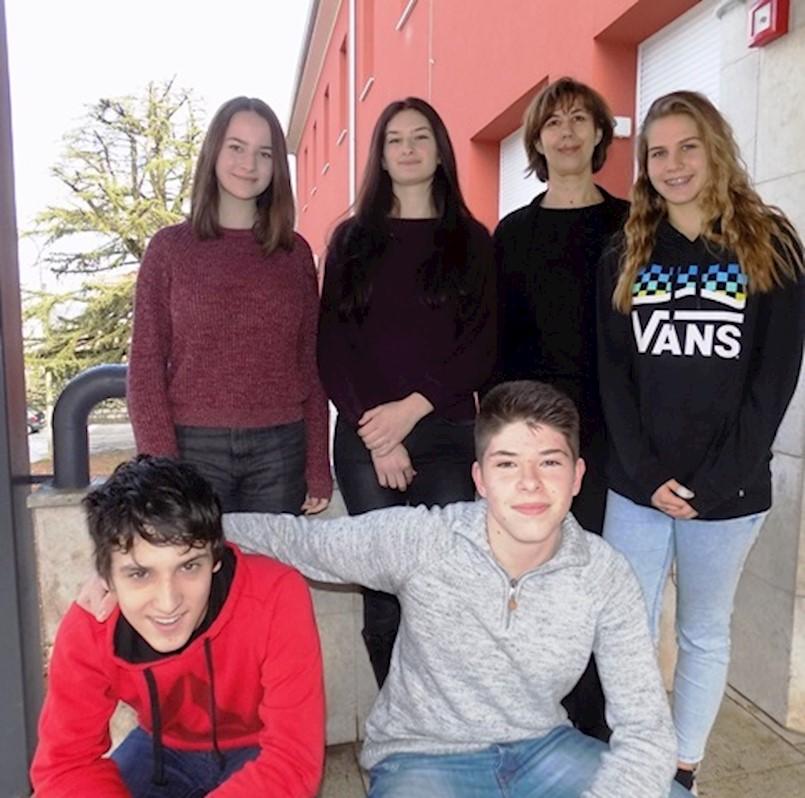 Sjajni rezultati učenika i mentora labinske Srednje škole na županijskim i međužupanijskim natjecanjima i susretima
