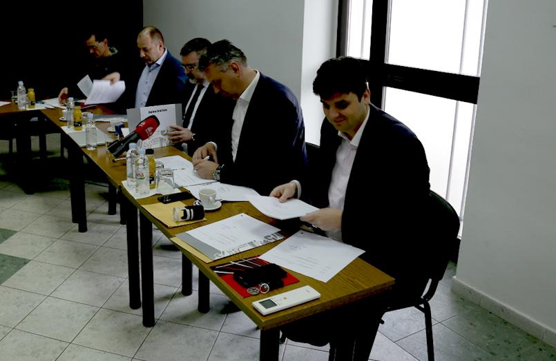 Grad Labin potpisao Sporazum o ulaganju u izgradnju širokopojasne mreže sljedeće generacije s tvrtkom Rune Adria