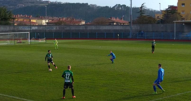 [FOTO] Rudar i Pazinka remizirali u pravoj nogometnoj atmosferi