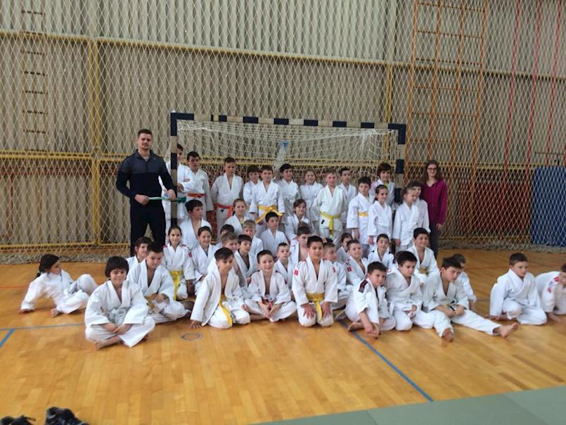 JK Meto Labin osvojio 22 odličja na prvom  judo turniru Istarske i Primorsko Goranske županije