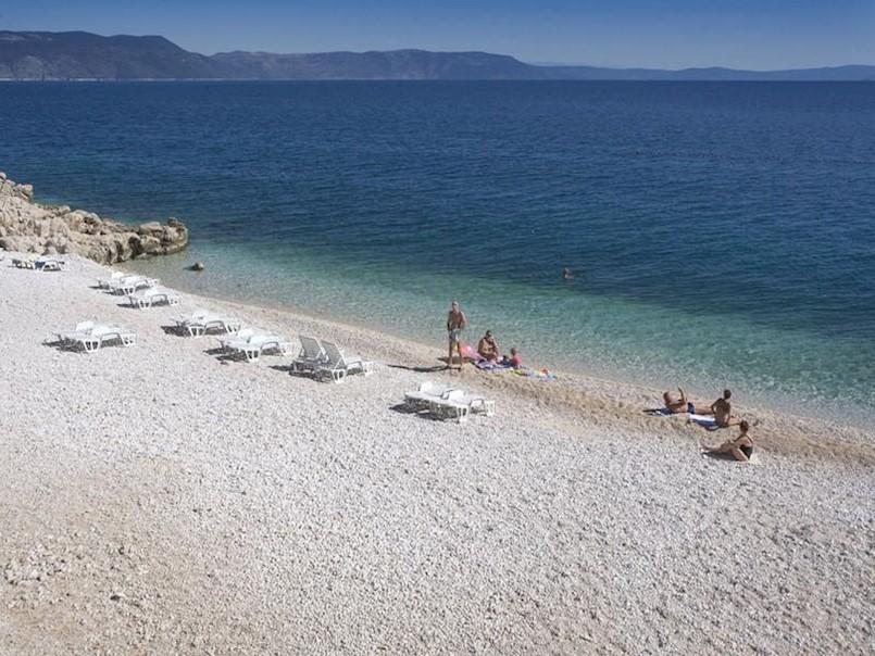 Valter Glavičić: u opremanje plaže na Girandelli Labin ulaže 135 tisuća kuna