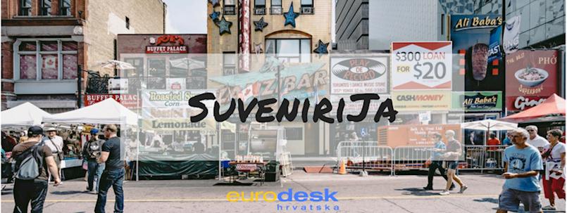 Galerija SuveniriJa otvara svoja vrata 26. ožujka 2018.