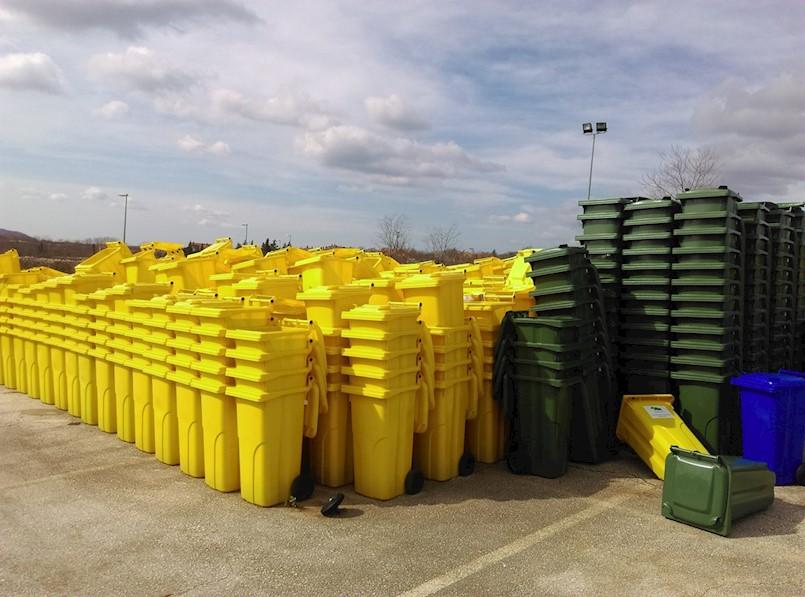 Novi sustav razvrstavanja otpada na Labinštini kreće već 1. srpnja