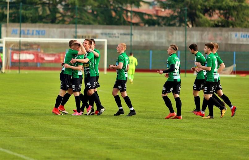 [NOGOMET] Na krilima trostrukog strijelca Ivana Macana Zagreb visoko poražen u Labinu / RUDAR – ZAGREB 4:0 (2:0)