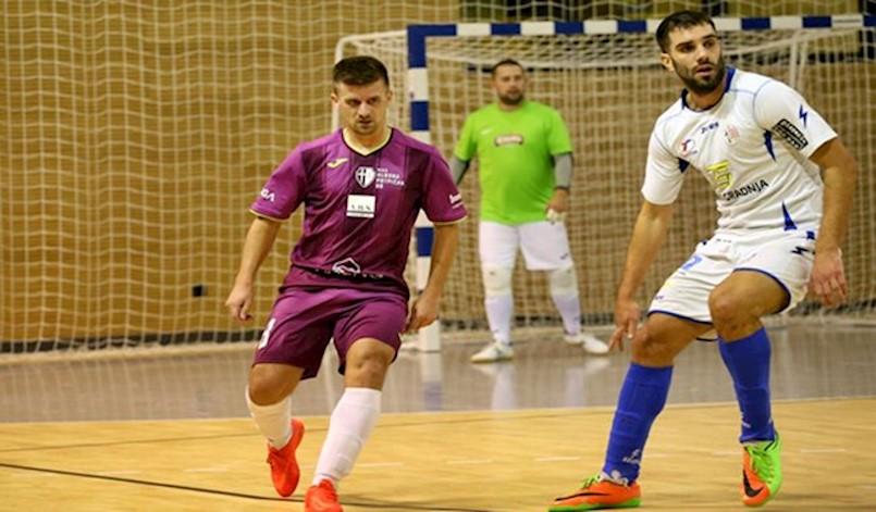 [Futsal] Slavonci pobjedonosno iz Labina, ostanak u ligi ostaje tek sanak pusti / ALBONA POTPIĆAN 98 – BROD 035 2:7 (2:4)