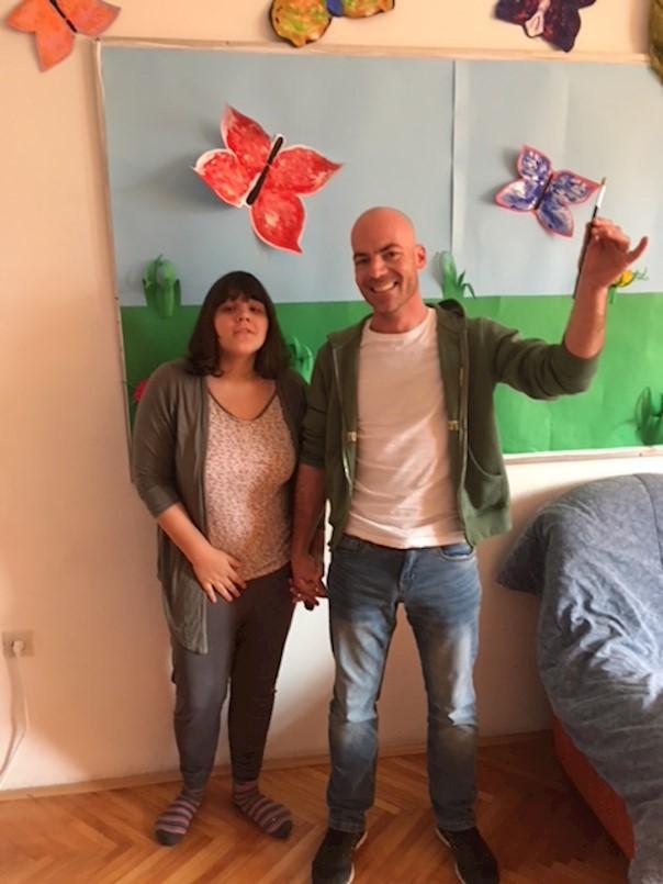 """Centar """"Liče Faraguna"""" se veseli – bravo za Antoniu i Krešu za osvojenu prvu nagradu na državnoj razini"""