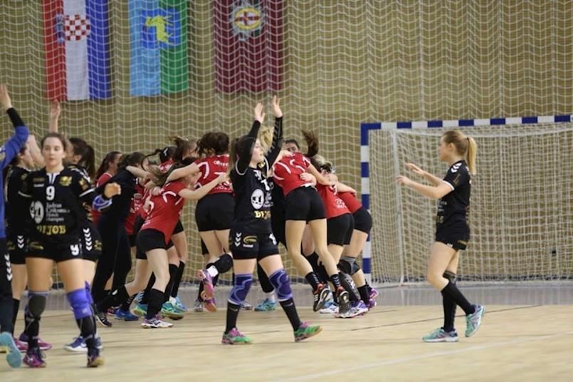 Rukometašice Rudara nadvisile liderice prvenstva ekipu Murvica
