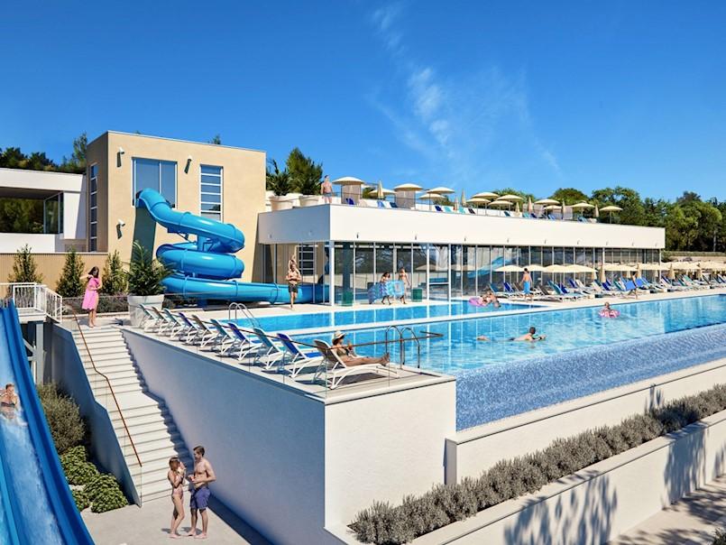 Na istočnoj obali Istre završne pripreme za turističku sezonu u punom su jeku