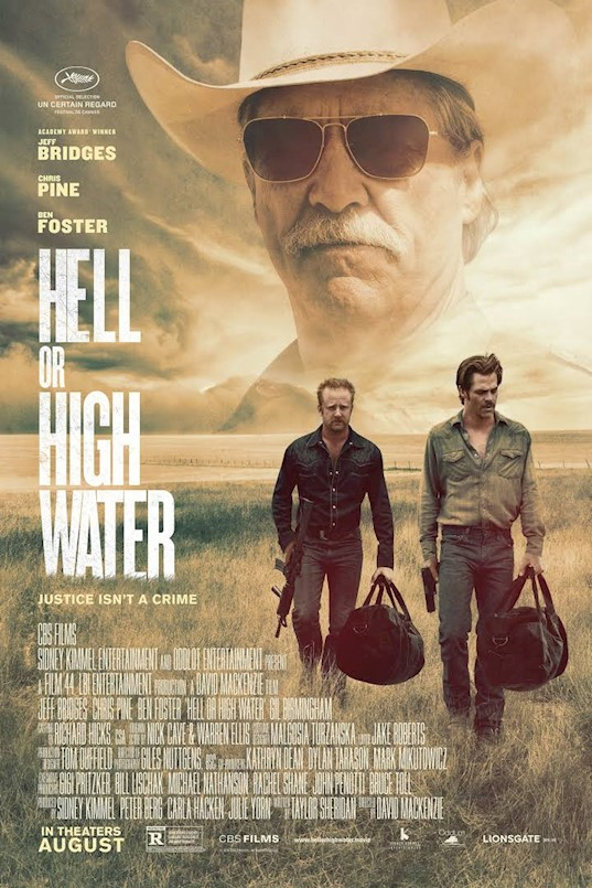 Filmoteka: Hell or High Water / Comancheria (2016)