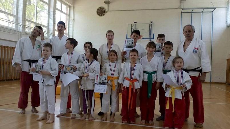 "KBK ""Bukoai Labin"" osvojio 9 medalja na natjecanju ""Čučerje open 2018"""