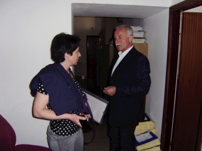Tanja Pejić i Darko Martinović napustili sjednicu Gradskog vijeća