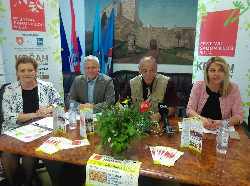 Kršan: Predstavljen Festival samoniklog bilja i Krafifest u Kršanu - Od predavanja i delicija, do pokaznog branja samoniklog bilja