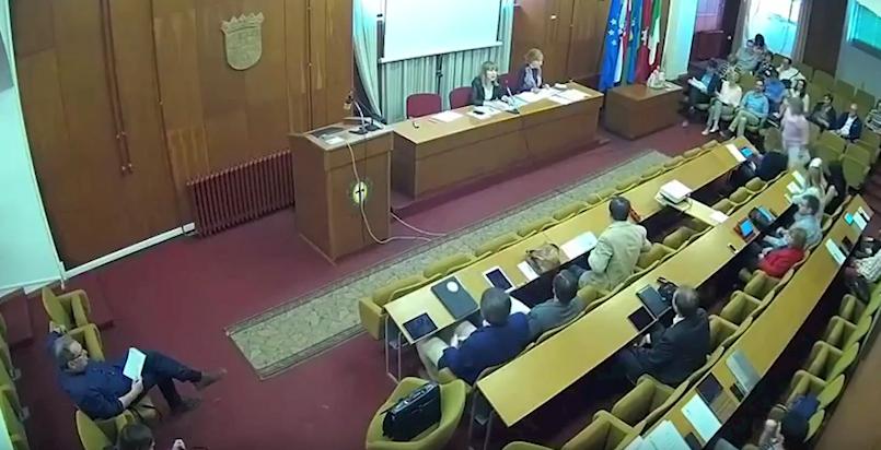 Dostupne snimke sjednica Gradskog vijeća