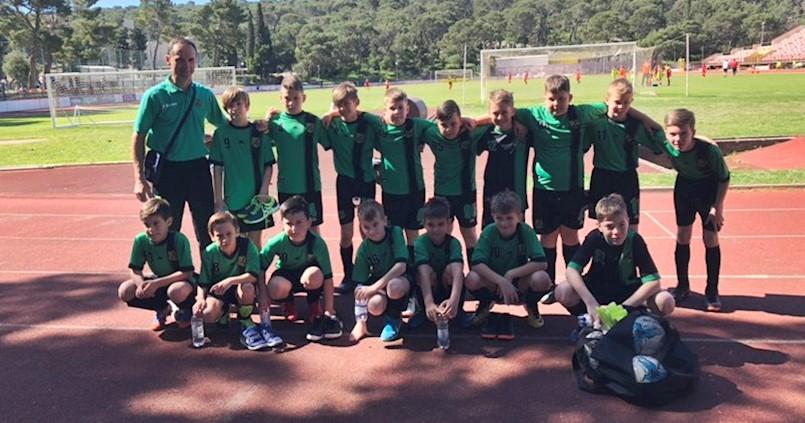 Dvije selekcije Rudara sudjelovale na međunarodnom turniru Makarska Cup