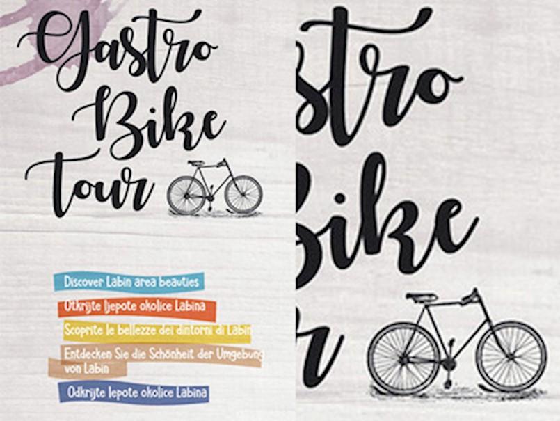 Svaki utorak tokom svibnja Gastro Bike Tour