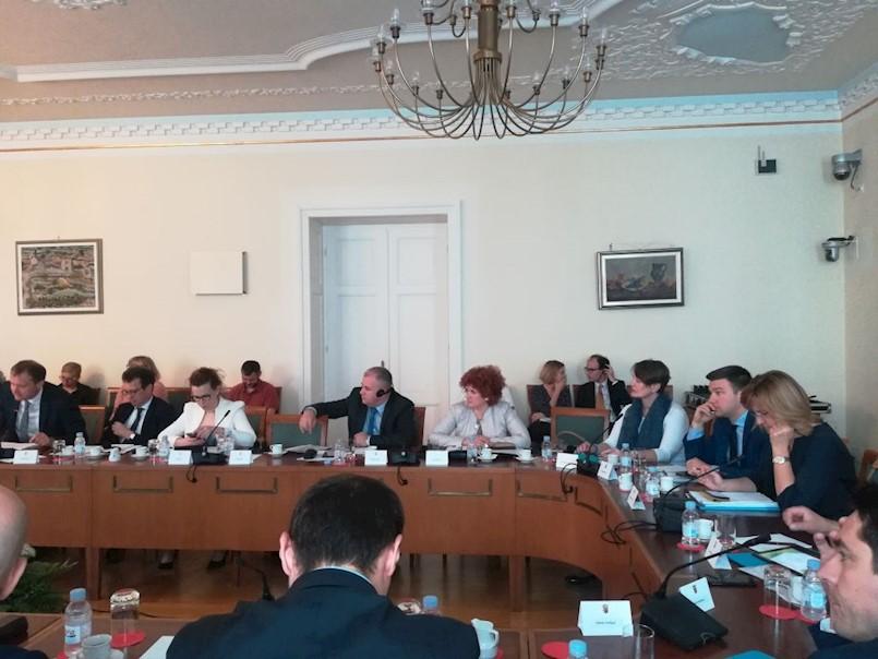 Načelnica Raše sudjelovala na tematskoj sjednici saborskog Odbora za lokalnu i područnu (regionalnu) samoupravu