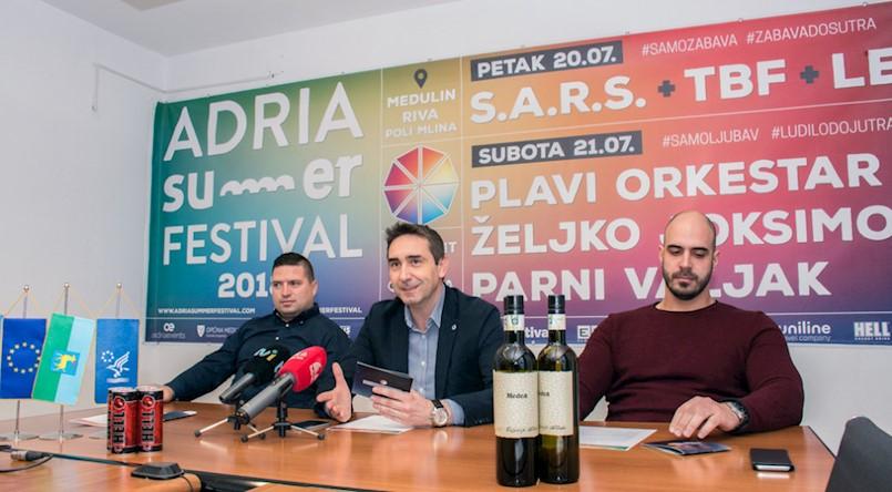 Predstavljen program i izvođači Adria Summer Festivala 2018