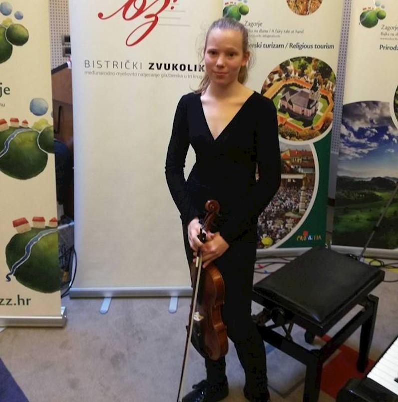 """Druga nagrada Leonardi Giannini na 5. međunarodnom mješovitom natjecanju i festivalu """"Bistrički zvukolik"""""""