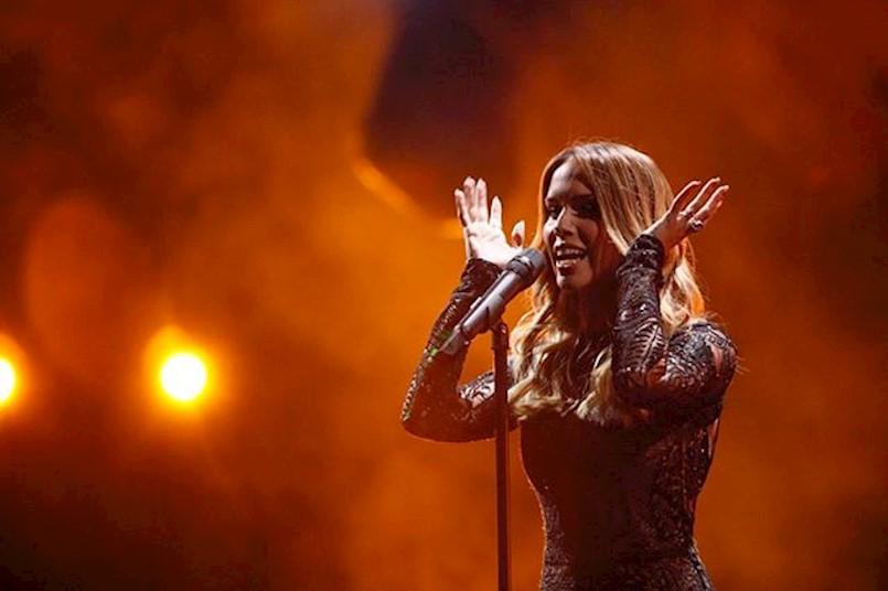 Franka Batelić odradila odličan nastup na Eurosongu