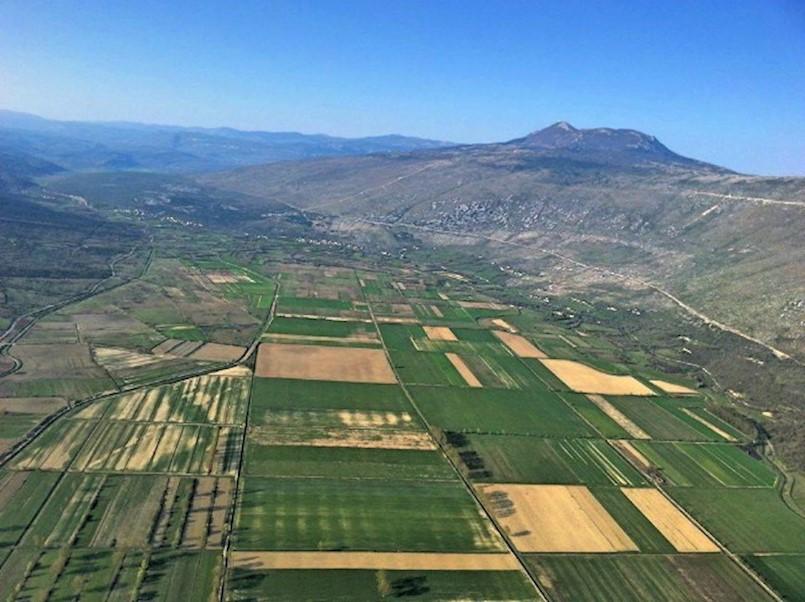 Obavijest o javnom uvidu prijedog Programa raspolaganja poljoprivrednim zemljištem u vl. RH na podr. Općine Kršan