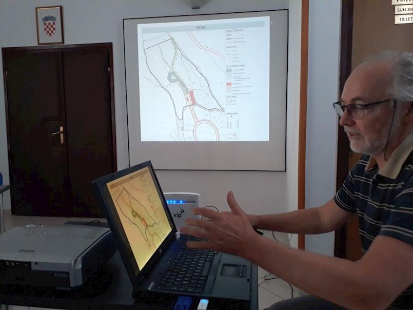 Predstavljen prijedlog Urbanističkog plana uređenja Turističkog punkta Kršćin