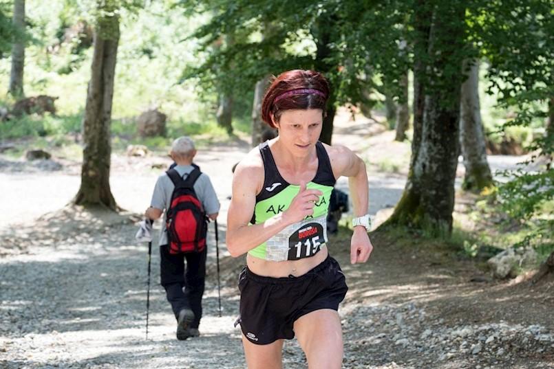 Barbara Belušić izborila nastup na Europskom prvenstvu u planinskom trčanju