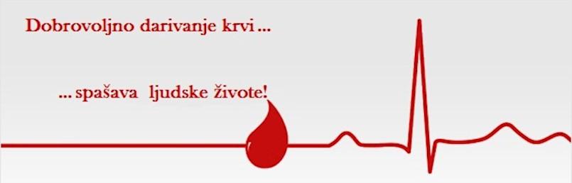 Akcija dobrovoljnog darivanja krvi u Labinu 19.05.2018. - obavijest o terminu akcije