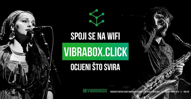 U petak Vibrabox radionica i Gerila Soundsystem @ Rock Caffe Labin