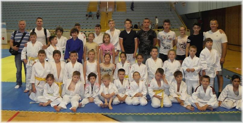 JK Meto Labin na 15. Međunarodnom judo natjecanju Sv. Vid u Rijeci osvojili 25 medalja