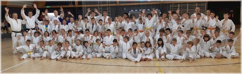 86 članova judo kluba METO promovirani u viši KYU pojas, treneri uspješno odradili 20 licencni seminar i seminar za KYU ispitivače