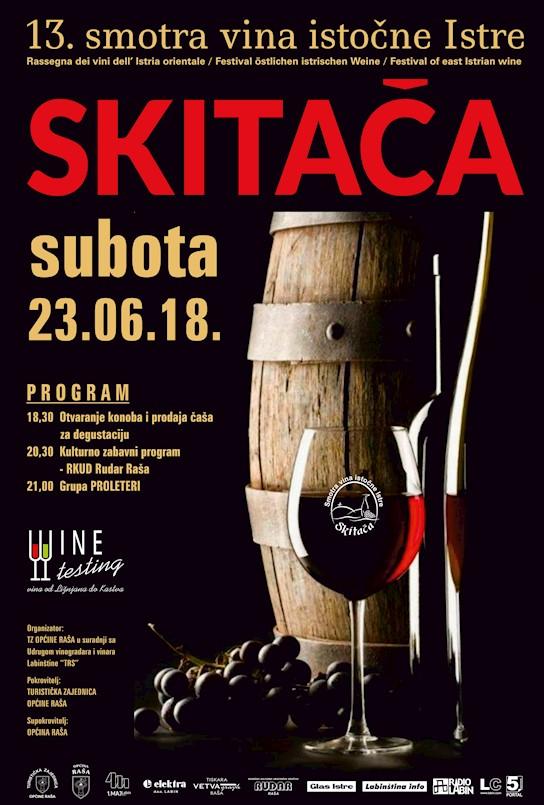 U subotu Smotra vina istočne Istre  - obavijest o zatvaranju ceste
