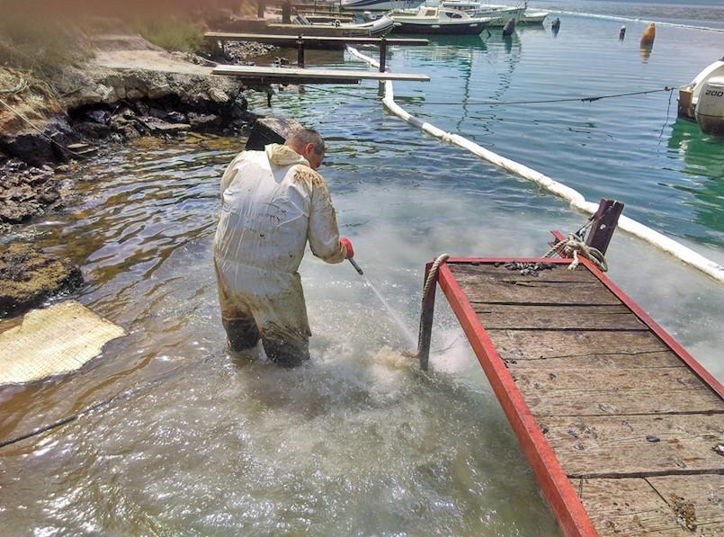 SPAŠAVANJE PLAŽA U RAŠKOM ZALJEVU: Zatvorit će cestu od Bršice do Trgeta zbog sanacije obala