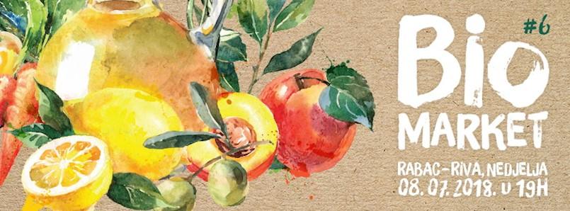 [NAJAVA] 6. Bio Market i radionica sirove hrane