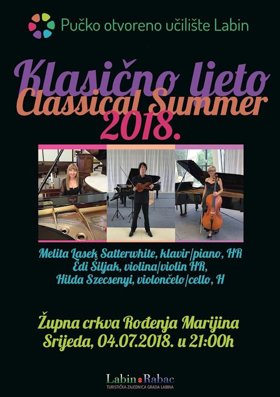 """Večeras Klasično ljeto  """"Glazbom od Rusije do Argentine"""" u Crkvi Rođenja Blažene Djevice Marije"""