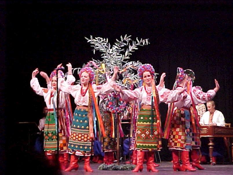 Ukrajinski ples u Kinu Labin