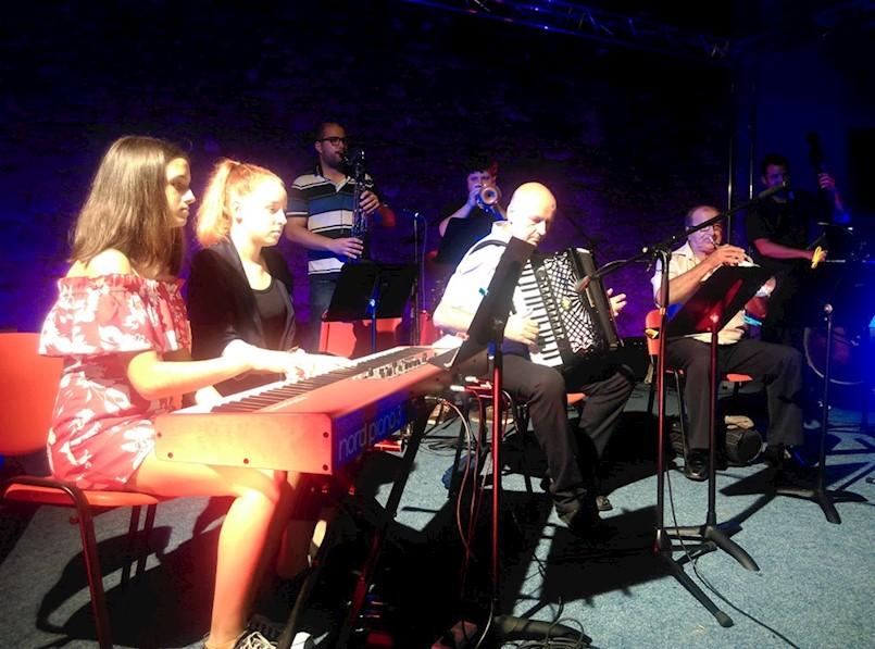 Otvoren Labin jazz festival: Koncert otvorili polaznici i voditelji Jazz odjela umjetničke škole Matka Brajše Rašana